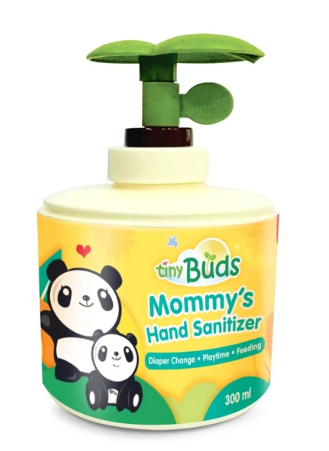 Natural Mommy Hand Sanitizer