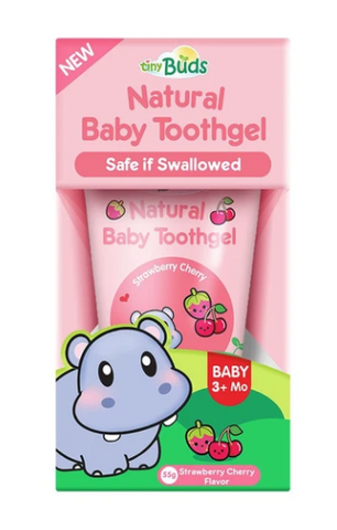 Baby Toothgel  - Stage 1 - Strawberry Cherry
