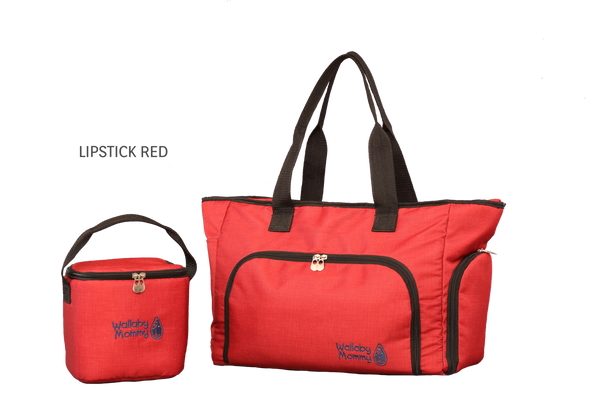 WALLABY MOMMY SET (BAG + COOLER + DUST BAG)