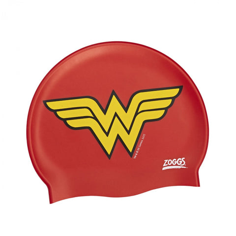 DC Super Heroes Junior Wonder Woman Silicone Swim Cap (PRE - 0RDER)