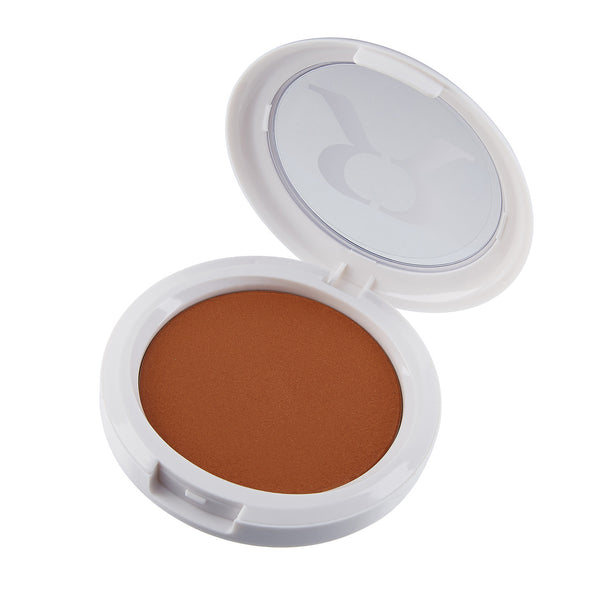 Mineral Pressed Powder: Bronzer