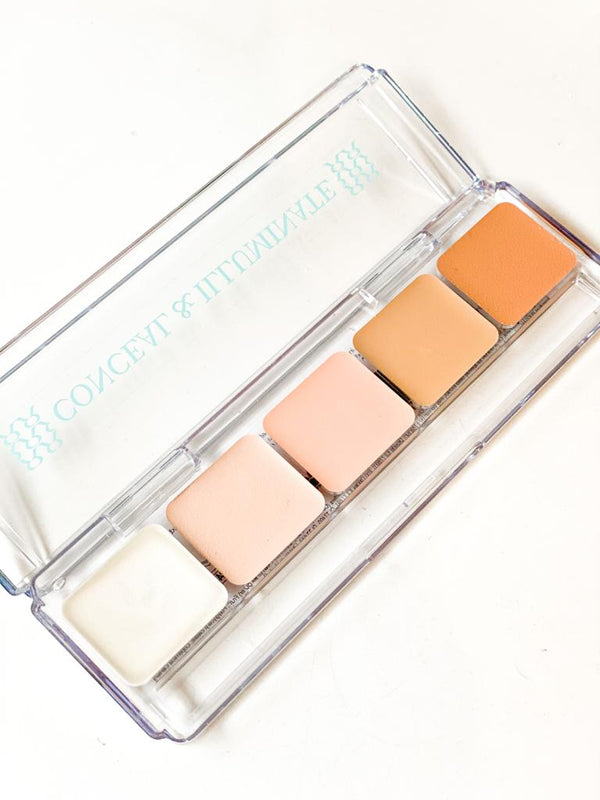 Conceal & Illuminate 5 in 1 Palette