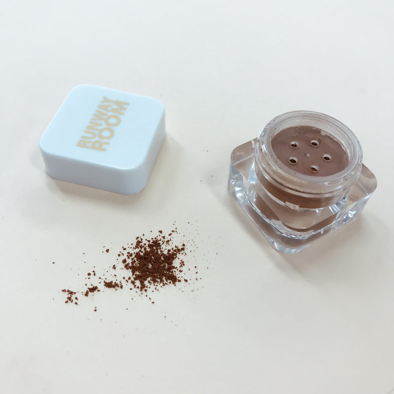 Peanut Butter - Warm Matte Brown Eye Dust