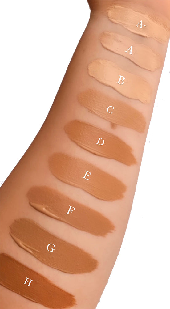 Liquid Face Base Foundation
