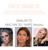 Original Packaging - Face Base Foundation
