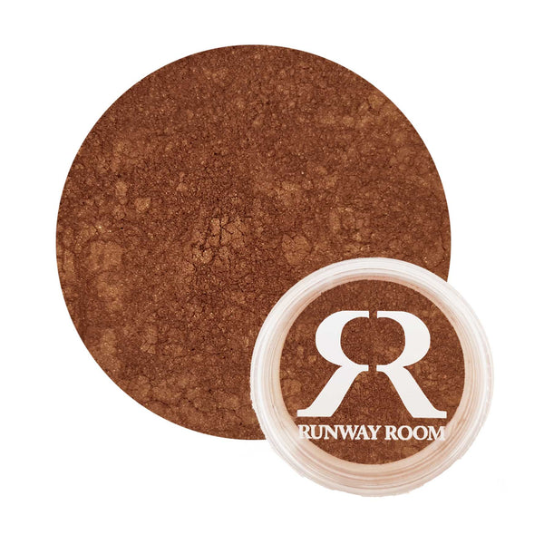 Mineral Loose Powder Bronzer: Fools Gold