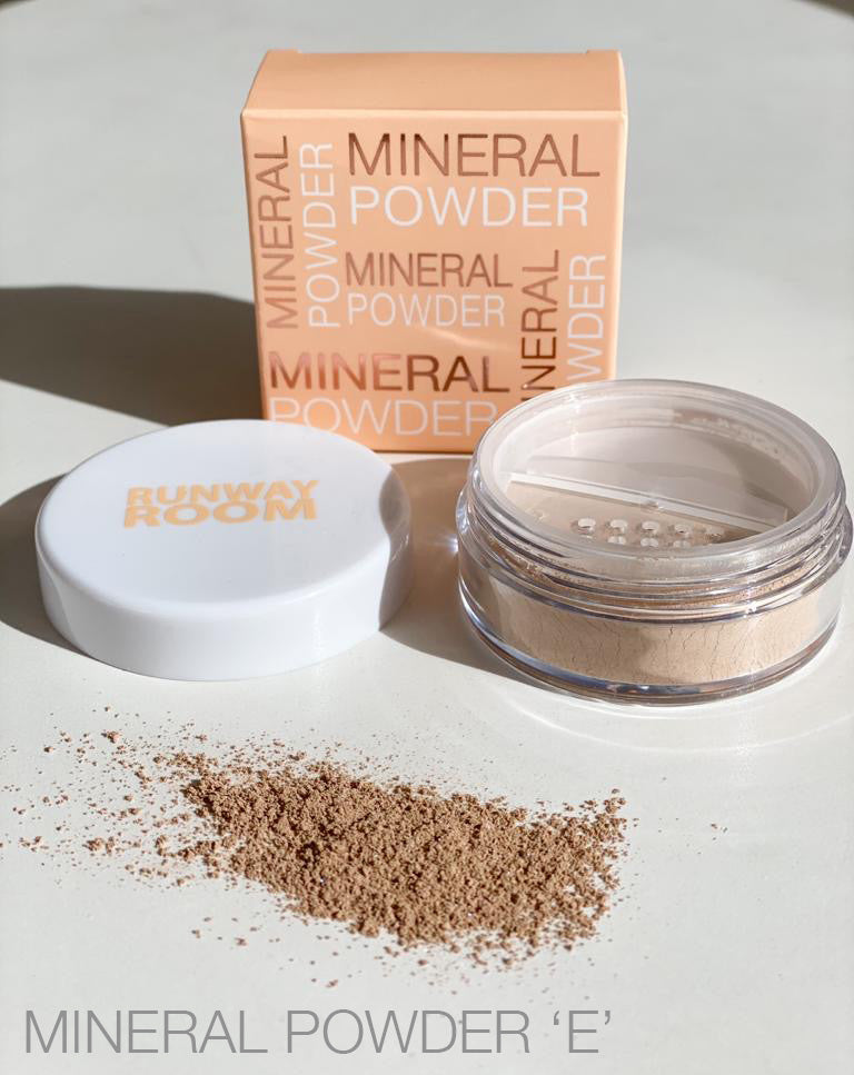 Mineral Loose Powder Foundation