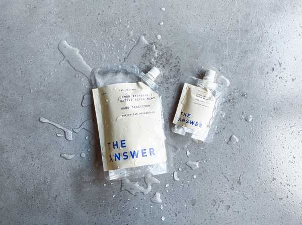 THE ANSWER - Hand Sanitiser