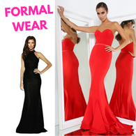 Formal Wear & Bridesmaid Gowns