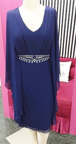 Hunter Dress (Navy)