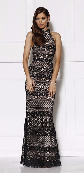 Turning Heads Gown (black)
