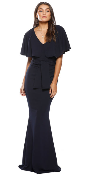 Mrs Carter Gown (navy)