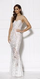 Centre Stage Gown (ivory)
