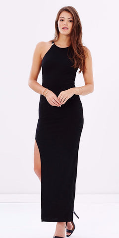 Flashback Dress (black)