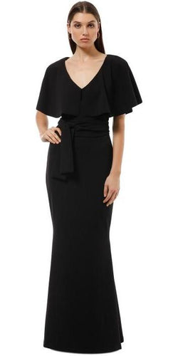 Mrs Carter Gown (black)