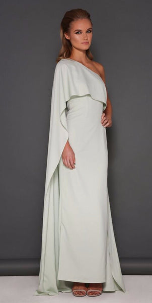 Ria Gown (mint green)