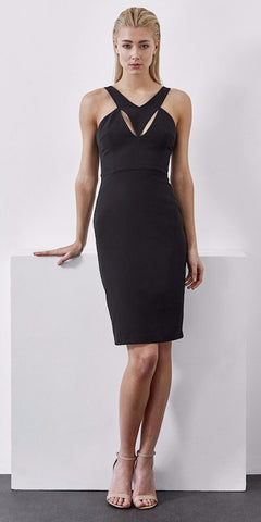 Sophie V Neck Dress