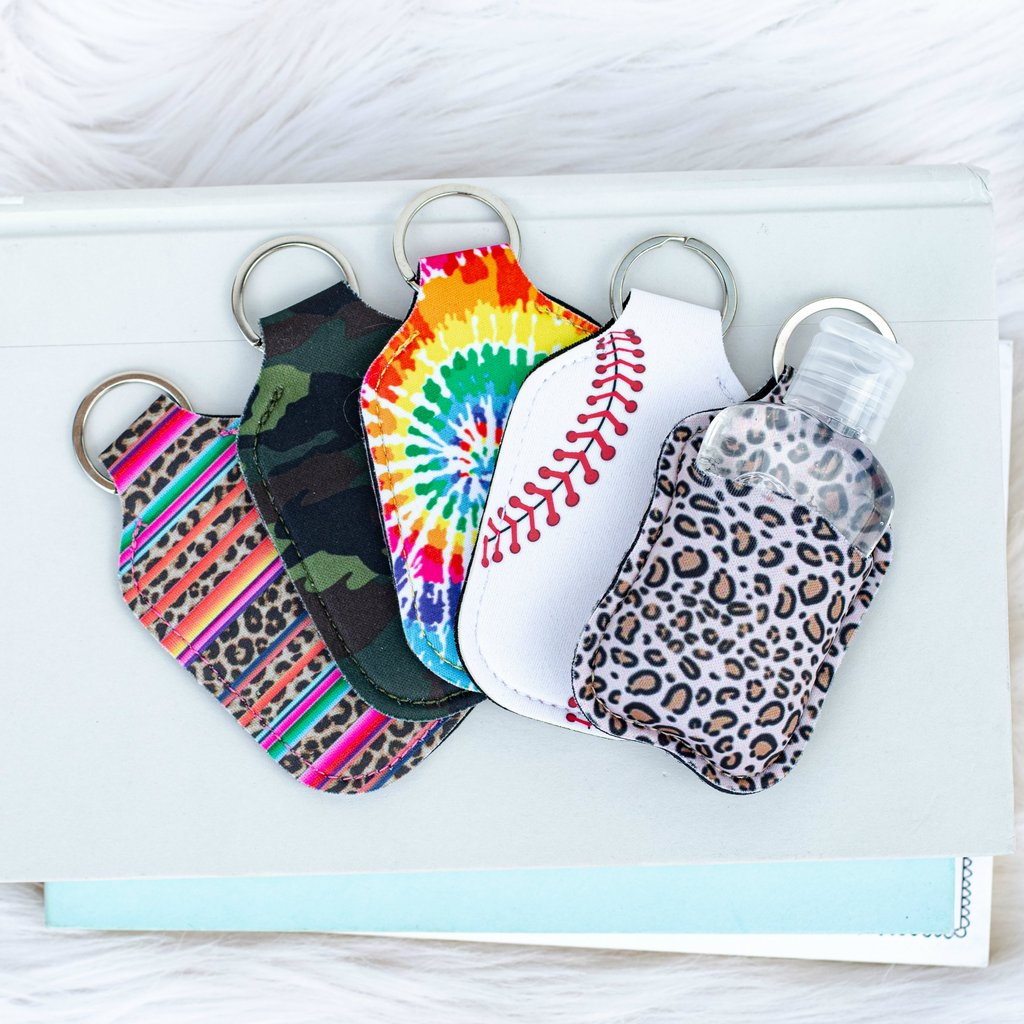 Hand Sanitizer Case {CHOOSE YOUR PRINT}