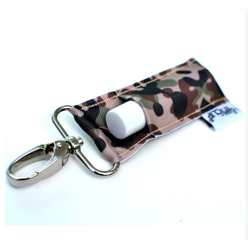{LippyClip Lip Balm Holder} CAMOUFLAGE
