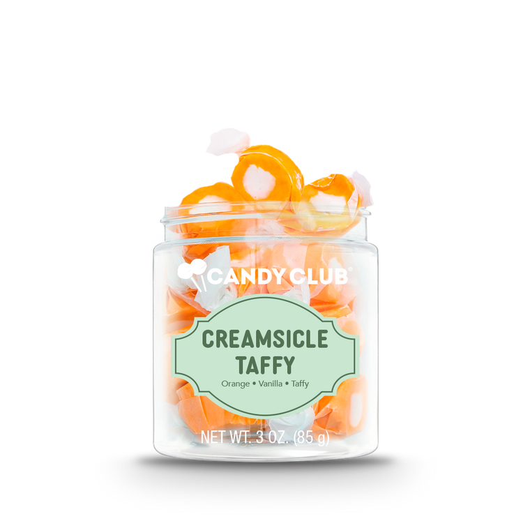 Candy Club {CREAMSICLE TAFFY}