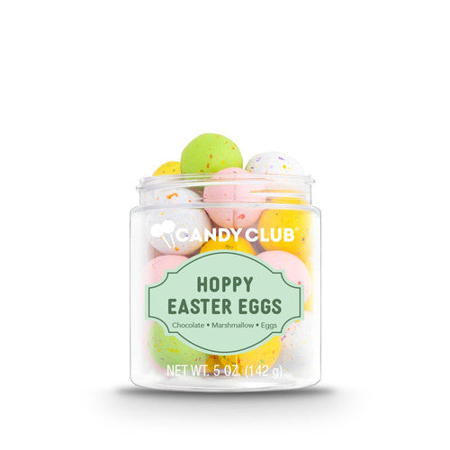 Candy Club {HOPPY EASTER EGGS}