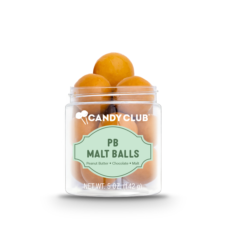 Candy Club {PB MALT BALLS}