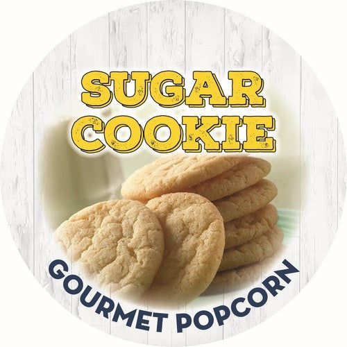 {SUGAR COOKIE} Gourmet Popcorn 3.5 Cups