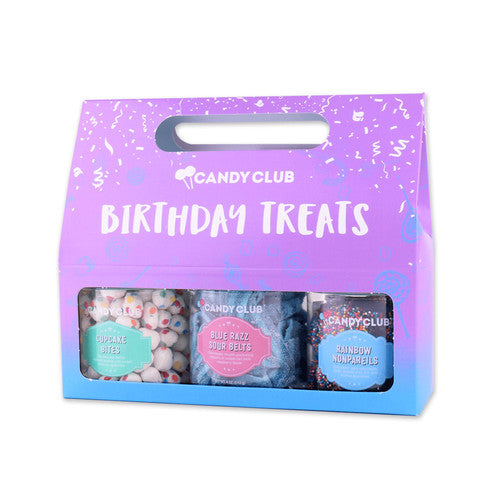 Candy Club {BIRTHDAY TREATS} Sweet Gift Set