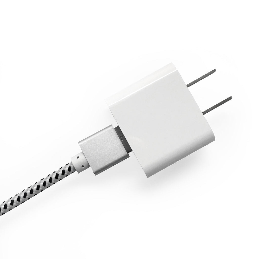 USB-A 2.4a Wall Block {Quick Charging}