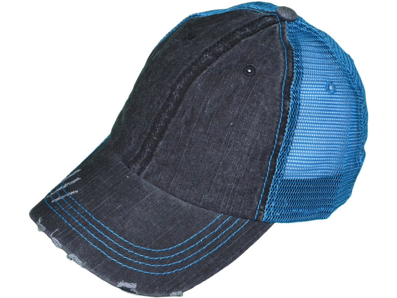 Burping Bubbles  NEON BLUE Trucker Hat/Cap