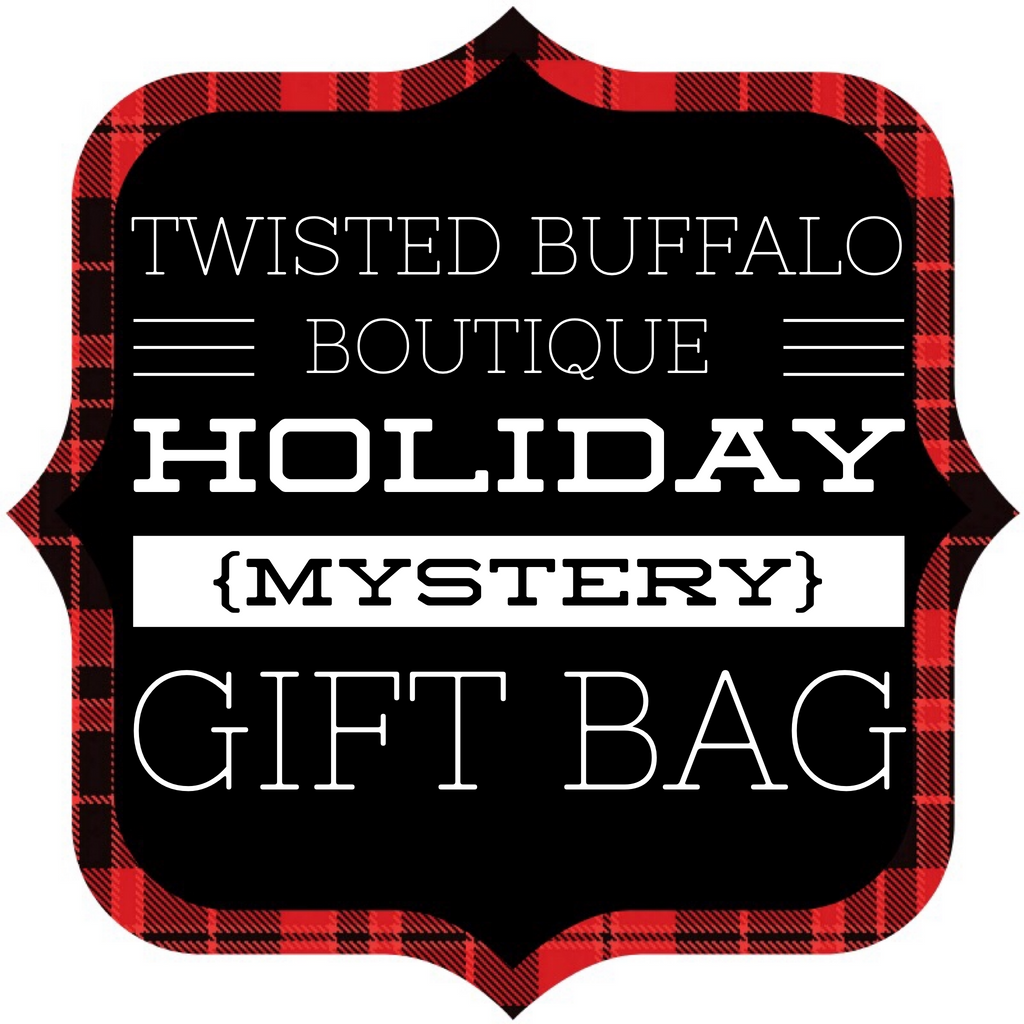 #shopsmall Holiday Mystery Gift Bag