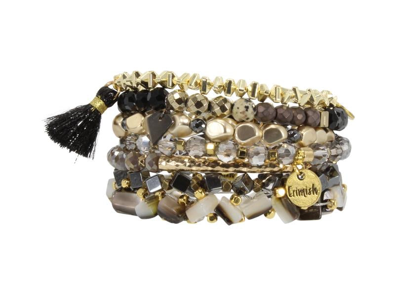{LONDON} Erimish Boxed Stack Bracelet Set