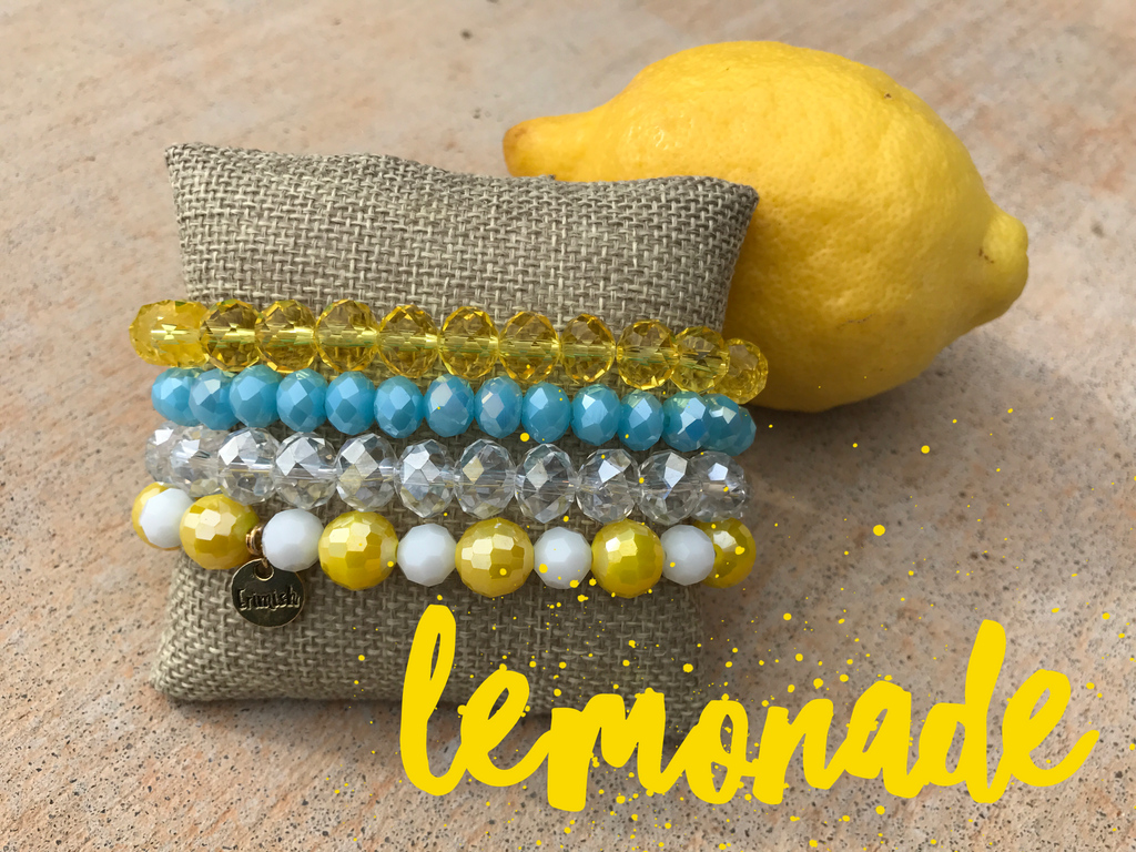 June Erimish Lemonade Mini-Set