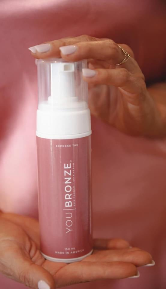 YOU BRONZE Self-Tanning Mousse