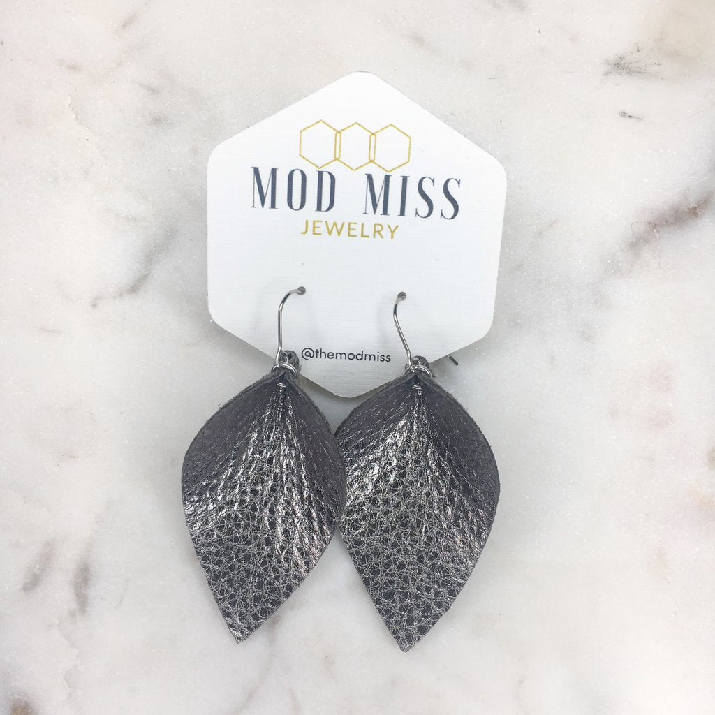 f9e15cbc93 Earring Collection - Leather, Glitter, Leopard! – Twisted Buffalo ...