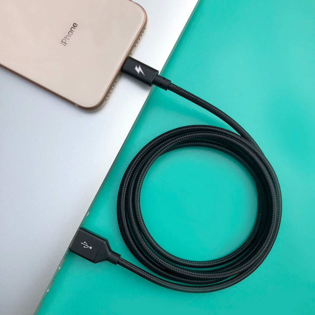 {SHADE} Lightning Cable [5 ft / 1.5m length]