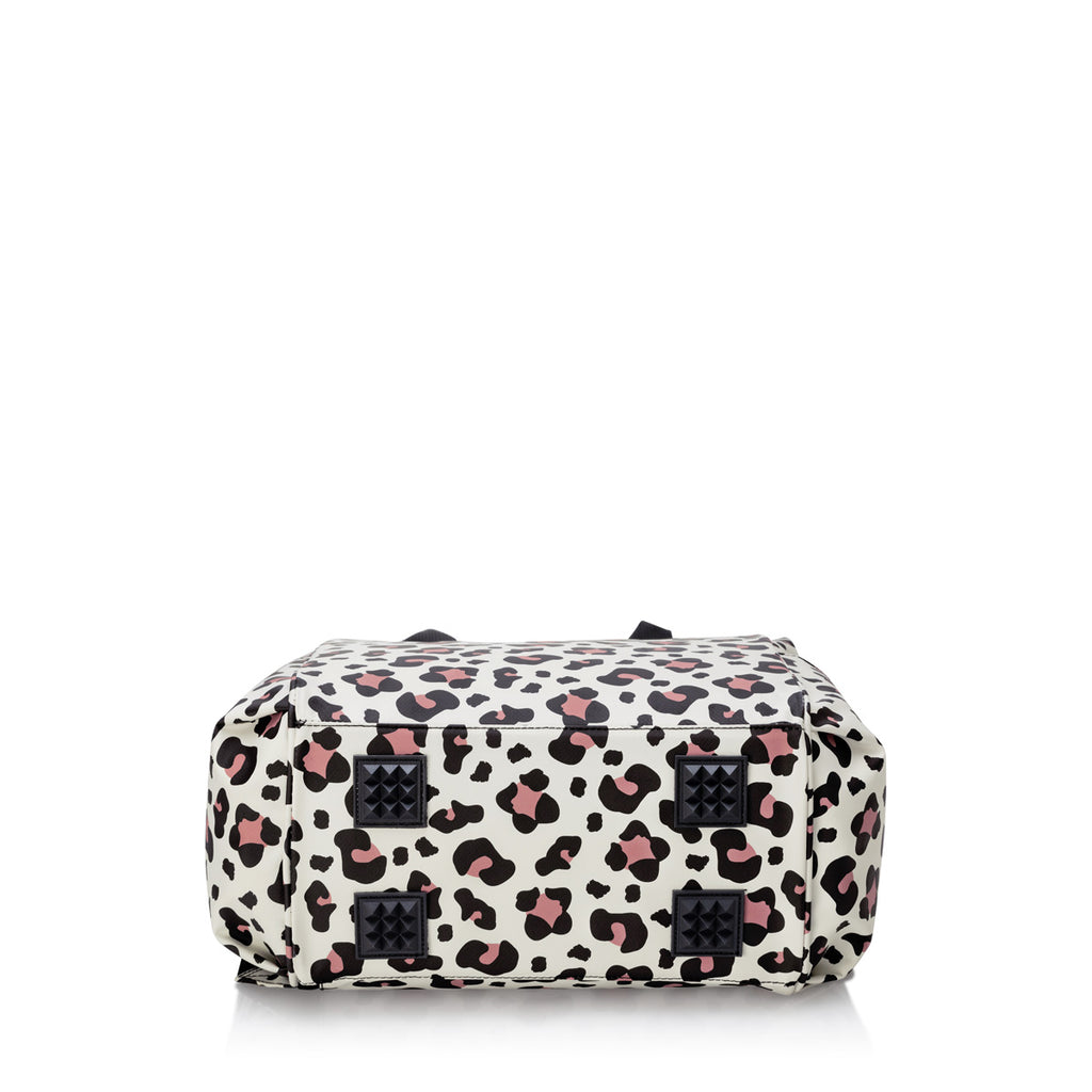 SWIG {PACKI BACKPACK COOLER} Luxe Leopard Print
