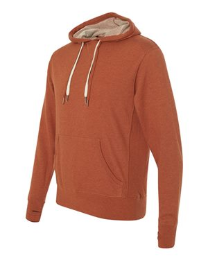 {PUMPKIN SPICE IT UP} Heather Burnt Orange SUPER SOFT Hoodie