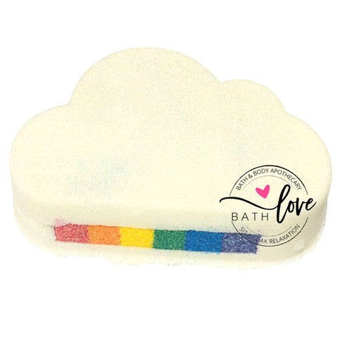 {RAINBOW CLOUD} Bath Fizzie