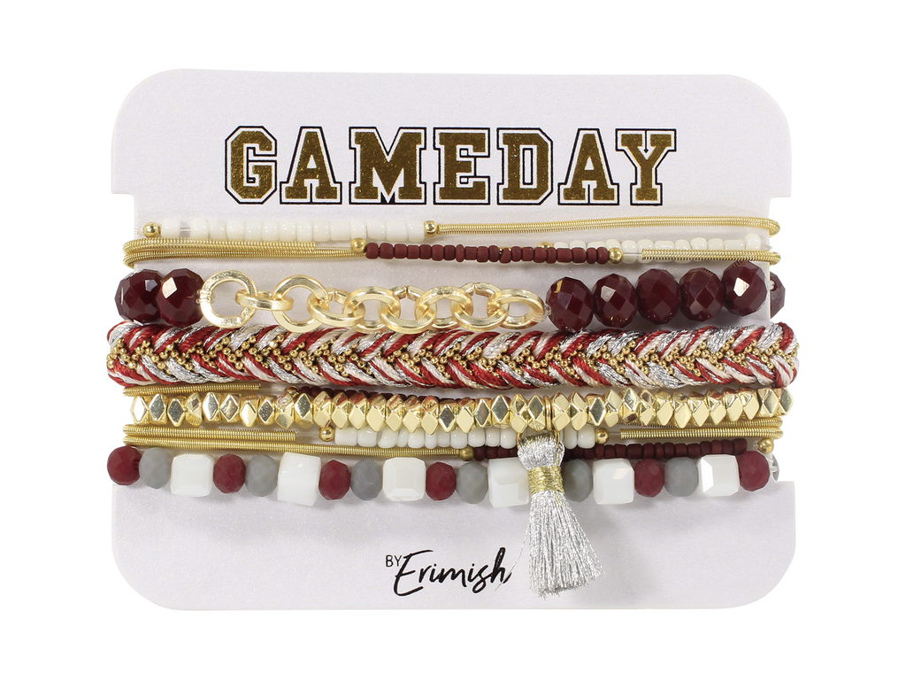 {RON} Erimish Mixer Stack Bracelet Set