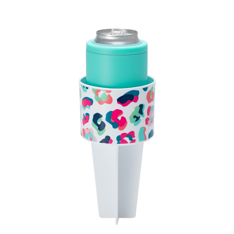 {PARTY ANIMAL} Beach Buddy Drink Stake