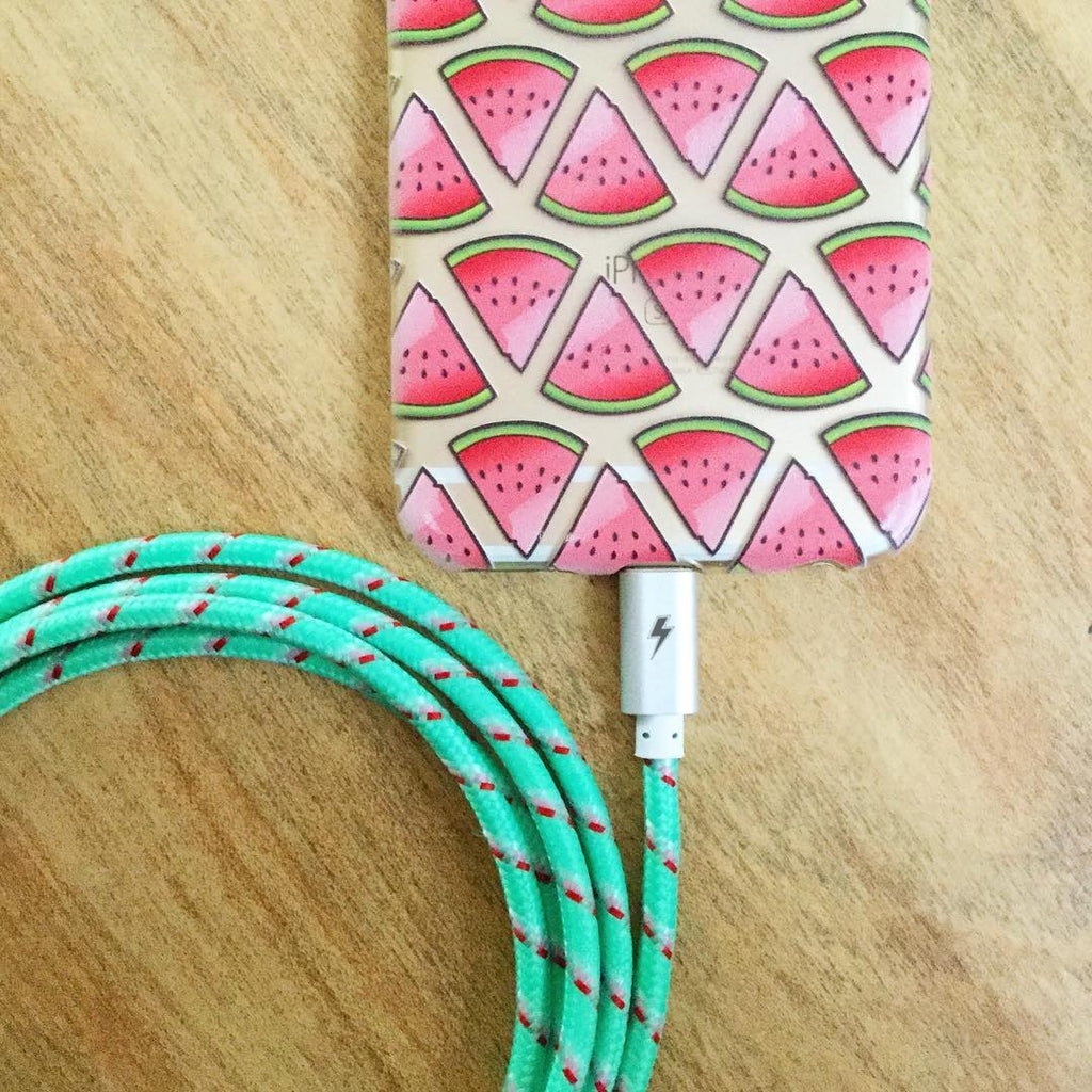 {WINTERMINT} Lightning Cable [5 ft / 1.5m length]