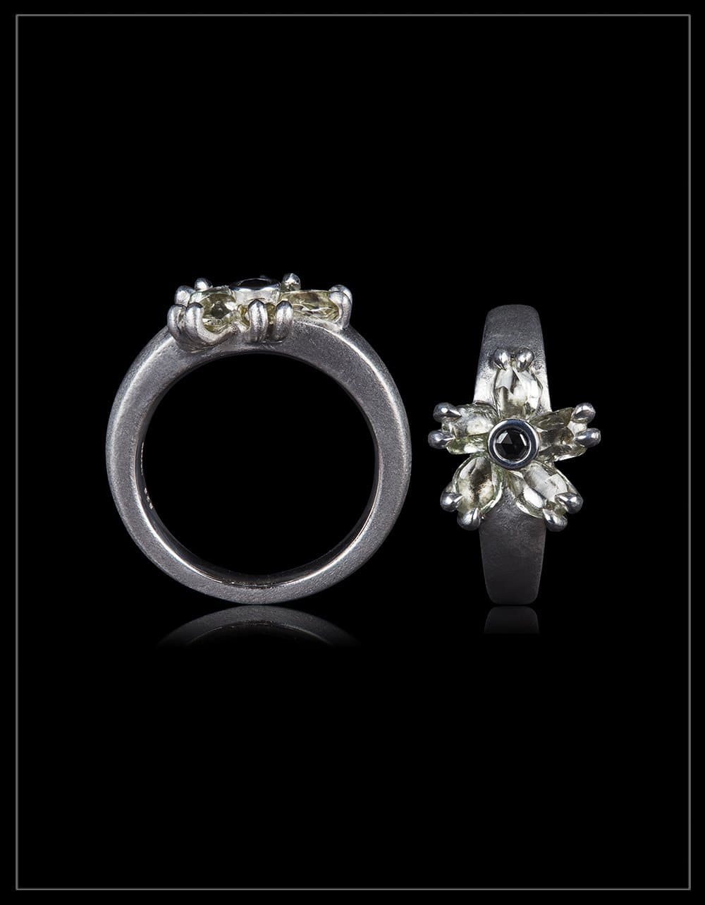 Timeless Flower Power – <strong> 1.83 ct. </strong>
