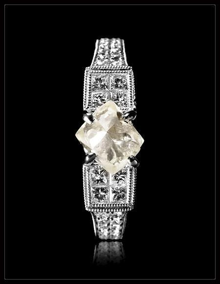 Exquisite Multi Diamond Ring - <strong>1.87 ct.</strong>