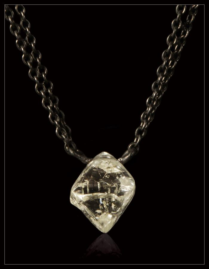 Floating Diamond Necklace - <strong>1.80 ct.</strong>