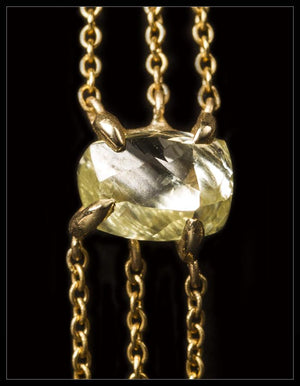 Yellow Sunray Diamond Bracelet - <strong>1.45 ct.</strong>