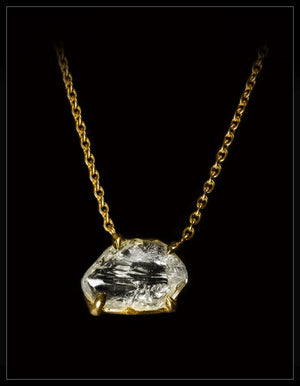 Rare White Clear Diamond Necklace - <strong>5.62 ct.</strong>