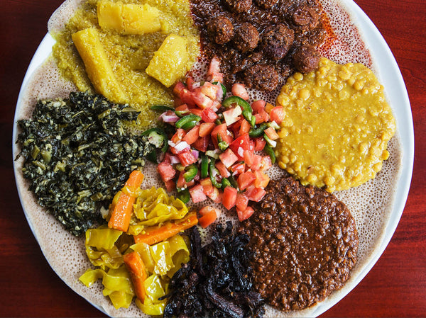 Upcoming - Authentic Ethiopian Delight