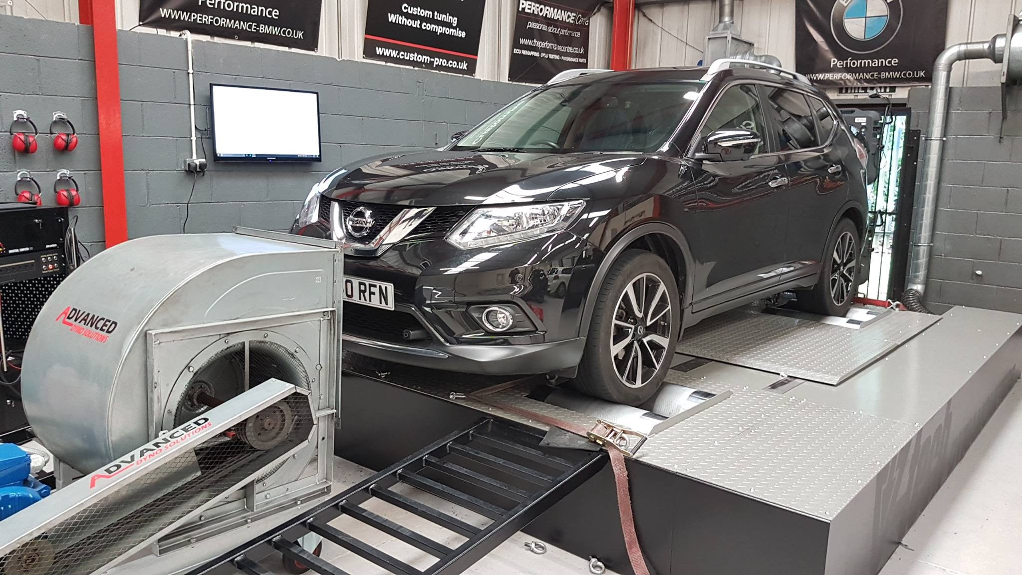 Nissan X-Trail 1.6 DCI - CustomPro remap