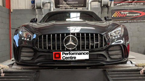 AMG GT-R CustomPro ECU remap